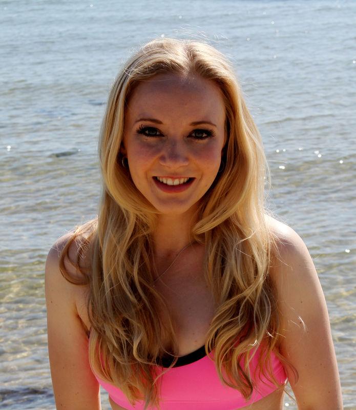 headshot Rebekah Davey